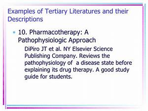 3  Application Of Pharmacoinformatics