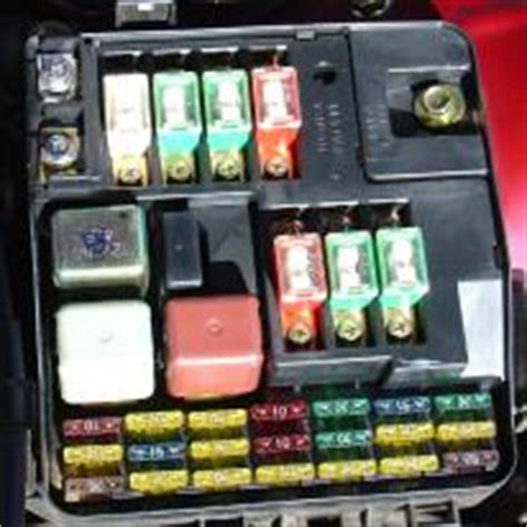 99 Venture Fuse Box by Automotive Power Centers Fuses And Relays