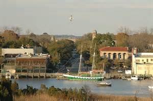 Georgetown South Carolina Waterfront