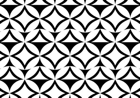 Schwarz Weis Muster by Free Vector Black And White Pattern Background