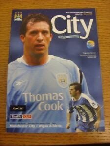 28/01/2006 Manchester City v Wigan Athletic [FA Cup ...