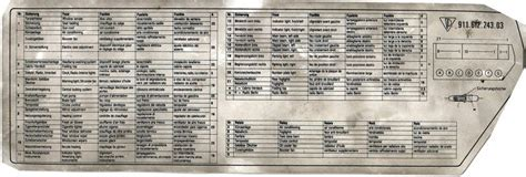 1987 Bmw 325 Fuse Box Diagram by Need Fuse Box Diagram For 88 Coupe Pelican Parts Forums