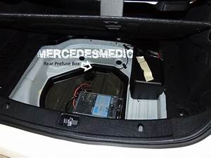 Mercede Benz 2008 C300 Fuse Box Diagram