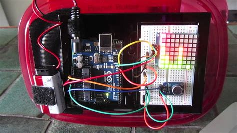 my tiny arduino visualizer