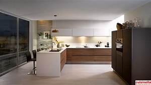 Modele De Cuisine Cuisinella : cuisines cuisinella nos cinq coups de c ur moins de 5 ~ Premium-room.com Idées de Décoration