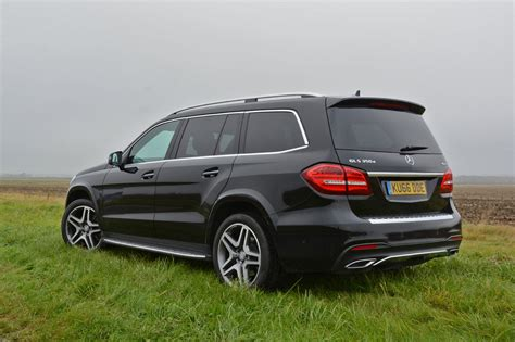 Mercedes Gls by Mercedes Gls Suv Review Parkers