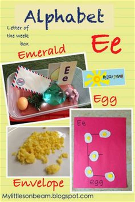 40 snacks that start with the letters e or f preschool