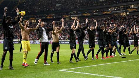europa league eintracht frankfurt stellt  spieler im