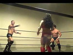 I BELIEVE IN WRESTLING JAYSON FALCONE VS SANTANA GARRETT ...