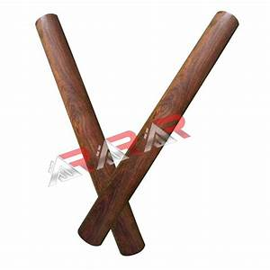 Brand New Aar Rose Wood Wooden Claves Wooden Rythm Stick