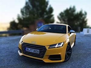 Nouvelle Audi Tt 2015 : albums photos essai audi tt s 2015 ~ Melissatoandfro.com Idées de Décoration