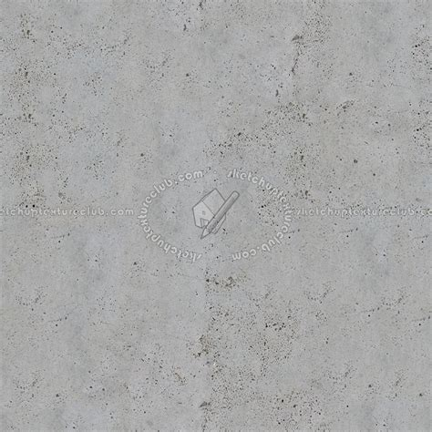 Concrete bare clean texture seamless 01338