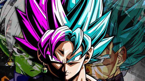 Goku Black Wallpaper Iphone by Black Goku Desktop Wallpaper 2019 Wallpapers