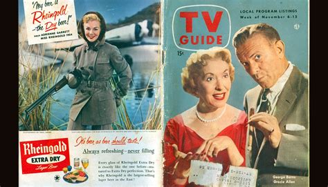 What's On Tv? (in November 1954