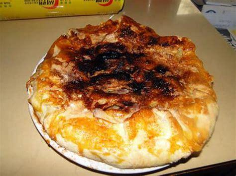 recette cuisine usa recette de tourte aux pommes américaine traditionnelle