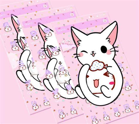 gambar kartun kucing lucu  imut banget