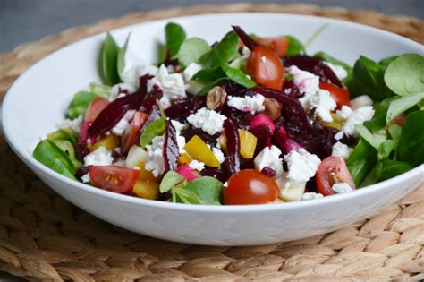 Recepten gezonde salades