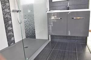 Exemple De Petite Salle De Bain : exemple amnagement salle de bain simple petite salle bain ~ Dailycaller-alerts.com Idées de Décoration