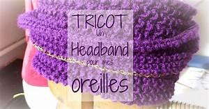 Tricot Un Headband Pour Mes Oreilles Superfici39Elle