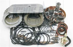 Turbo Hydromatic 400 Th400 Transmission High Energy Deluxe