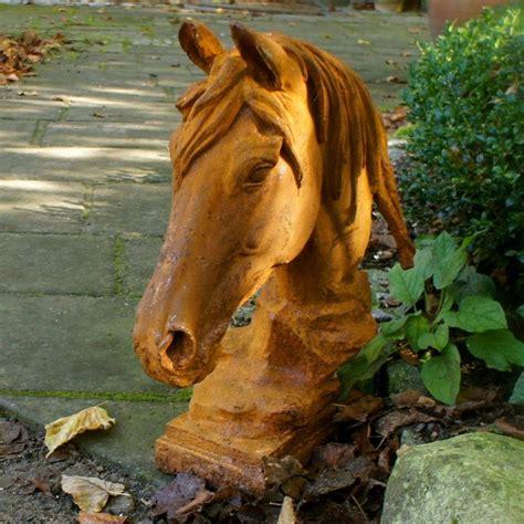 Pferdekopf Aus Eisen