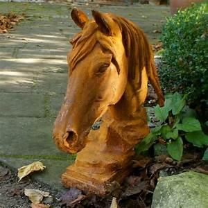 Pferdekopf Aus Holz : pferdekopf aus eisen ~ A.2002-acura-tl-radio.info Haus und Dekorationen