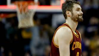 kevin love  smoked  face  ball  cavs
