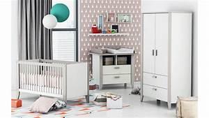Babyzimmer Weiß Grau : babyzimmer noar kinderzimmer komplett set in wei taupe grau 3 teilig ~ Frokenaadalensverden.com Haus und Dekorationen