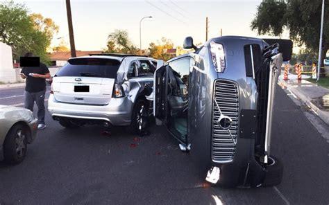 accident mortel uber lavenir des voitures autonomes en