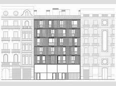 Gallery of Apartment Building CASP 74 Bach Arquitectes 13