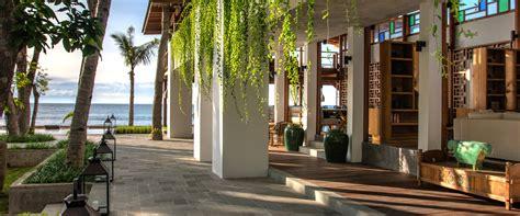 indonesia boutique beachfront resorts jeeva santai