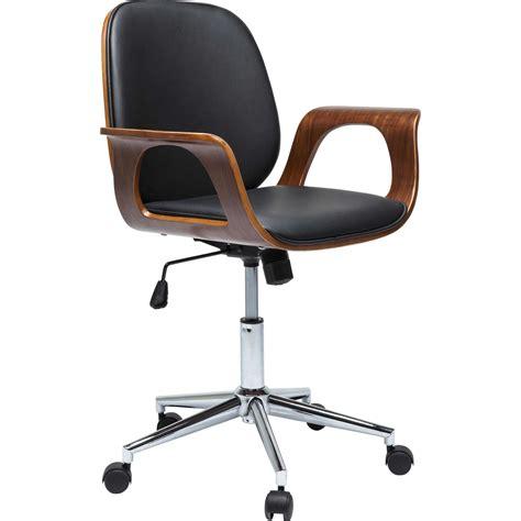 chaise de bureau but chaise de bureau contemporaine patron kare design
