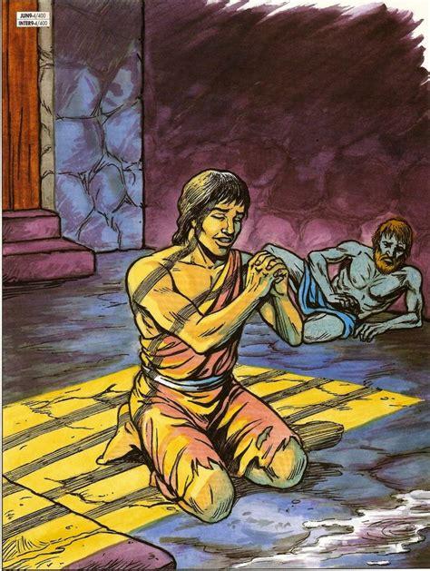História de José Para Crianças Parte #2 - José é Vendido e ...