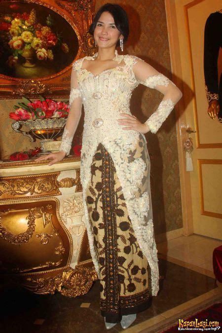kebaya wanita indonesia model kebaya modern wanita indonesia