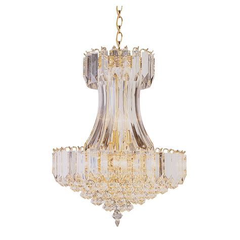drop chandeliers bel air lighting polished brass and clear acrylic drop