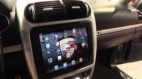 Best Ipad 2 Install Into Car, Motorized Sbn 2011 Porsche