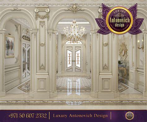 pin  luxury antonovich design  halls  antonovich
