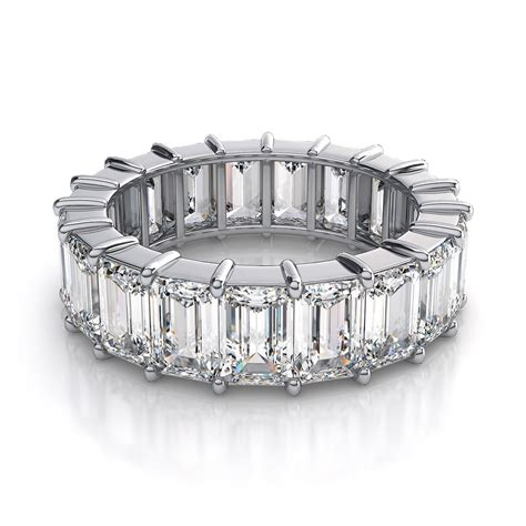 Alphabet Deal  Emerald Cut Cubic Zirconia Eternity Band. Tri Rings. Gold Anklet. Pendant Rings. 6 Carat Diamond. Mens Platinum Band. Princess Cut Infinity Band. Car Rings. Lighting Pendant