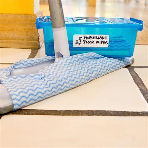 wipe floor homemade reusable floor wipes popsugar smart living