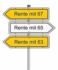 Zukünftige Rente Berechnen : renteneintrittsalter tabelle rentenalter berechnung ~ Themetempest.com Abrechnung