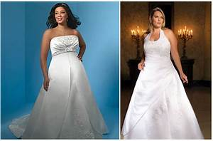 womans full figure wedding dresses With full figured women wedding dresses
