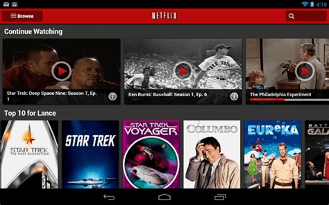 netflix android app how to tv on android to bring the with you