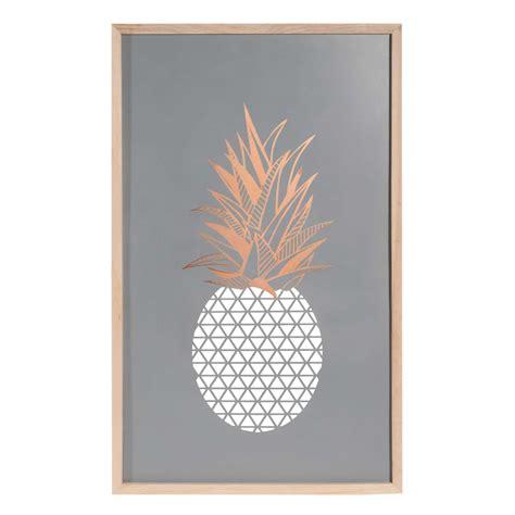 tableau en metal    cm modern ananas wishlist noel pinterest tableau artwork