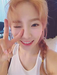 SNSD TaeYeon thanks fans for celebrating her Birthday ...
