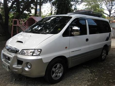 Hyundai Starex Modification by Hyundai Starex Svx Best Photos And Information Of