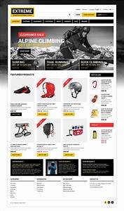 10 sports prestashop themes free premium templates for Presta shop templates