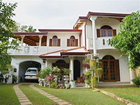 modern house plans  sri lanka front design