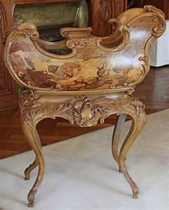 Art Nouveau Mobilier : stand for flower pots art nouveau art furniture ii ~ Melissatoandfro.com Idées de Décoration