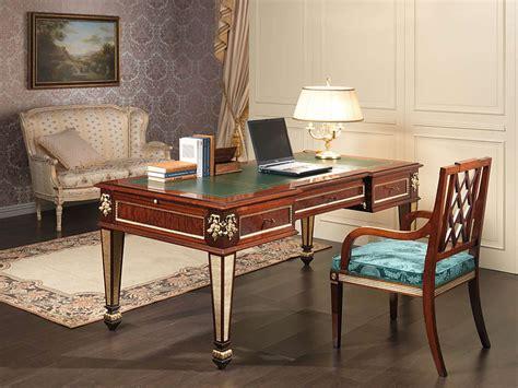 fauteuil bureau luxe bureau classique style empire vimercati furniture