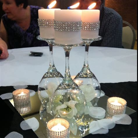 DIY Wedding Champagne Glasses | Interesting DIY Wine Glass ...